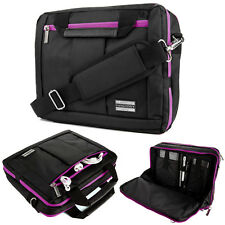 "Hybrid Laptop Messenger Bag Backpack For HP Pavilion / HP Envy 17.3"" Notebook"