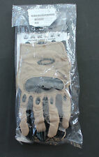 EX SPECIAL FORCES SAS SBS SEALS COMBAT GLOVES BY OAKLEY - NEW