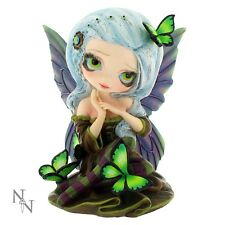 Nemesis Now Jasmine Becket Griffith Absinthe Butterflies Fairy Figurine BNIB