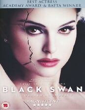 Black Swan DVD Natalie Portman Mila Kunis New and Sealed Original UK Release R2