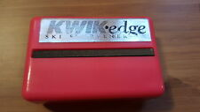 VTG KWIK EDGE SKI SHARPENER HOT PINK 1980s
