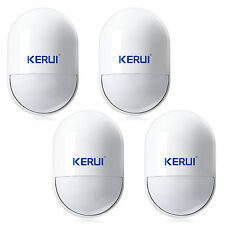 4PCS KERUI P829 PIR Motion Detector Sensor 433MHz For Home Security Alarm System
