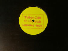 "DOLBY'S CUBE: Get out of my mix / Get on out of my mix 12"" Maxi 45T green label"