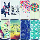 Cute Flip Fashion P Leather Phone Case Wallet Card Cover for iPhone 5 5S 5C 6 6S