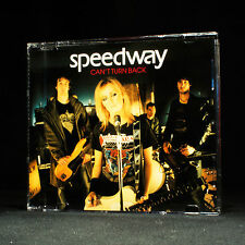 Speedway - Can't Turn Back - music cd EP