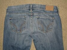 Hollister Size 1 Short Cali Flare Low Rise Stretch Womens Jean