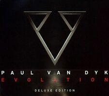 Paul Van Dyk, Evolution: Deluxe Edition (CD/DVD) Audio CD
