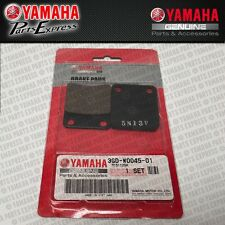 NEW OEM YAMAHA FRONT BRAKE PAD SET BLASTER BANSHEE WARRIOR 3GD-W0045-01-00