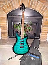 Fernandes DRAGONFLY Rare Electric Guitar W/ Excel Soft Padded Gig BAG Strat typ