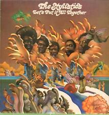 The Stylistics(Vinyl LP)Let's Put It All Together-Avco-6466 013-UK-VG+/VG