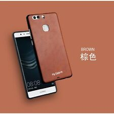 360° Protective Soft PU Leather + TPU Back Case Cover Skin For Huawei Model S001