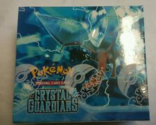 Pokémon EX Crystal Guardian Booster Pack Box  Factory Sealed ultra rare L@ @K