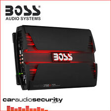 Boss PV3700 - 5 Channel Full Range, Class A/B Amplifier 3700 Watts