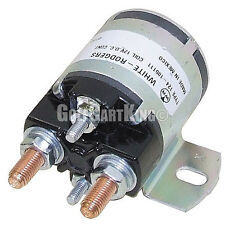 Yamaha G2-G16 (4-Cycle) Gas Golf Carts | 12 Volt, 4 Terminal Solenoid