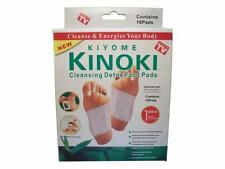 20 Kinoki Detox Foot Pad Patches Plaster Remove Harmful Body Toxins Health Boxed