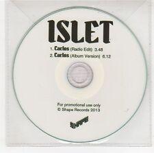(GG851) Islet, Carlos - 2013 DJ CD