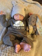 Reborn Baby Boy ROBERTO by Stephanie Sullivan Lifelike Doll Sold out Ltd Edition