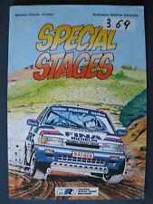 Spécial Stages EO Mazda Rally Team Belgium Clovis Crisse de Mevius Lux Vaillant
