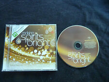 MAKING SPIRITS BRIGHT RARE CHRISTMAS CD! ELTON JOHN MAROON 5 JUSTIN BIEBER