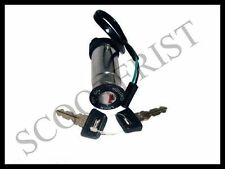 Vespa LML PX Handle Ignition Switch Steering Lock Assembly 2 Wire AC Type New