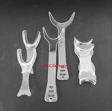 6PCS Dental Intraoral Cheek Lip Retractor Opener Autoclavable Free shjpping