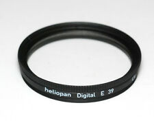 Heliopan UV-Filter E 39mm x 0,5 vergütet Slim - Made in Germany (NEU/OVP)