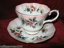 1 - Royal Albert Reflection Series Tea cup and Saucer (2015-005)