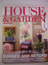 House and Garden magazine Sep 2013 - How to decorate holiday homes