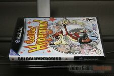 Go! Go! Hypergrind (GameCube, 2003) Y-FOLD SEALED & MINT! - ULTRA RARE!