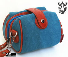 V99u NEW Canvas Camera Case Bag for Nikon 1 AW1 J5 J4 J3 J2 J1 V3 V2 V1 S2 S1