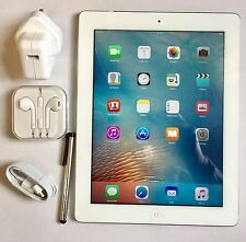 EXCELLENT Apple iPad 3rd Gen. 32GB, Wi-Fi + 3G/4G (3 Network) 9.7in, White