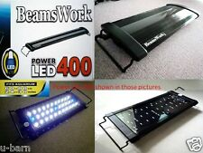 "Beamswork aquarium Power LED 400 light lamp 60-80 cm 24""-30"" tank bright"