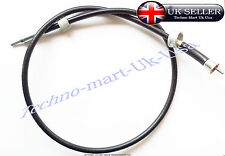 "34"" LONG SPEEDO CALBE FOR ROYAL ENFIELD BSA BMW NORTON SMITHS SPEEDO METER CABLE"