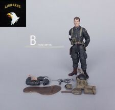 JSI 1:18 scale The Ultimate Soldier WWII U.S. Airborne A04   21st Century toys