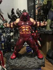 Juggernaut Custom Statue Not Sideshow Or Xm
