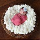 Newborn Baby Photography Photo Props Backdrop Blanket rug Sweet New Year Gift