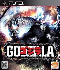 NEW PS3 Godzilla Bandai namco enterteainment PlayStation 3 Free Shipping Japan