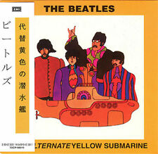 BEATLES THE ALTERNATE YELLOW SUBMARINE CD MINI LP  with OBI booklets
