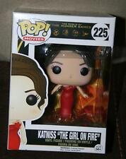 Hunger Games Katniss Everdeen Girl on Fire Pop! Vinyl Factory Fresh FREE SHIP