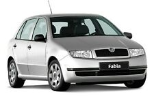 MANUALE OFFICINA SKODA FABIA 2000 2006 WORKSHOP MANUAL SERVICE SOFTWARE