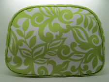 New! Clinique Cosmetic Makeup Polyester Bag Zipper Pouch