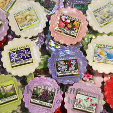 Yankee Candle Melts FLORAL Mix X 10 - FREE P+P