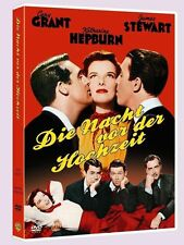 THE PHILADELPHIA STORY. James Stewart, Cary Grant UK Compatible. New sealed DVD.