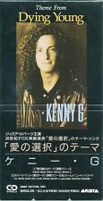 "Kenny G Theme From Dying Young Japan 3"" CD Single BVDA-26"