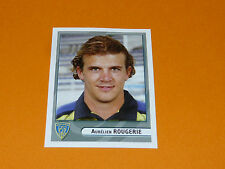 N°231 ROUGERIE CLERMONT ASM AUVERGNE PANINI RUGBY 2007-2008 TOP 14 FRANCE