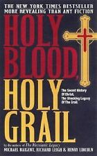 Holy Blood, Holy Grail-ExLibrary