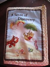 Disney's Winnie the Pooh Soft Book - A Sense of Discovery