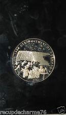 MAGNIFIQUE  Médaille debarquement de normandie 06 juin 1944 croix de lorraine