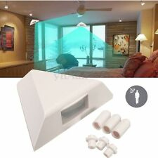 Wireless Infrared Motion Sensor Vertical Curtain Detecter PIR Alarm Home System