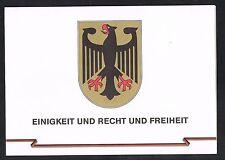 """Sonderblatt Wiedervereinigung """"Einigkeit und Recht und Freiheit"""" (013)"""